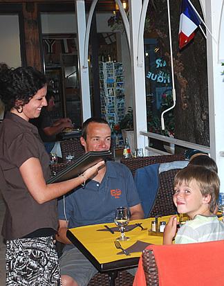 Café Restaurant L'Oregon à GAP